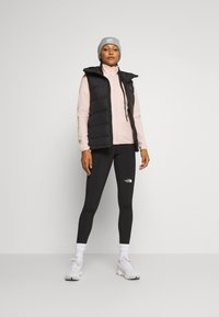 The North Face - WOMENS GLACIER FULL ZIP - Fleece jacket - morning pink