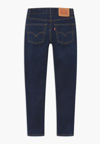 Levi's® - 510 SKINNY - Jeans Skinny Fit - dark-blue denim - 1