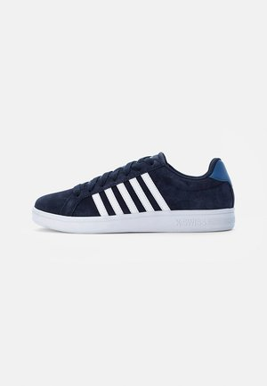 COURT TIEBREAK - Sneakers laag - outer space/dark blue/white