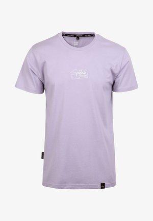 BENJAMIN - T-shirt basic - lila