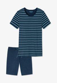 Schiesser - Pyjama set - blue - 3
