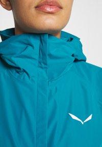 Salewa - PUEZ - Hardshell jacket - malta - 5