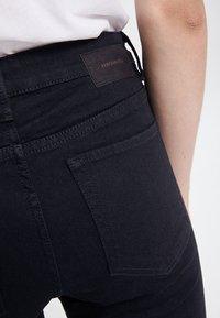 ARMEDANGELS - TILLY - Slim fit jeans - rinse black - 3