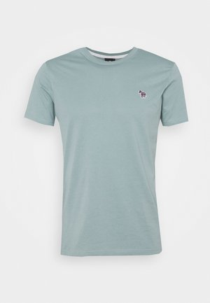 ZEBRA BADGE UNISEX - T-shirt - bas - light green
