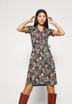 EMMY DRESS KOJI - Robe chemise - opal green