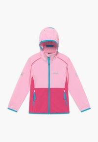 Jack Wolfskin - TURBULENCE GIRLS - Soft shell jacket - lilac - 0