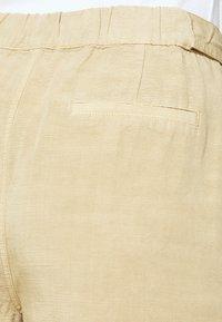 Opus - MAYLA - Kalhoty - natural beige - 5