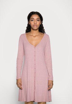 TRIBLEND FLAIR DRESS - Jumper dress - rosetta