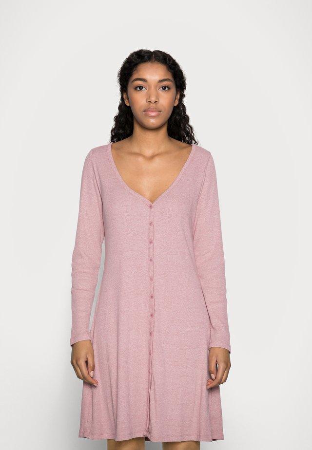 TRIBLEND FLAIR DRESS - Neulemekko - rosetta