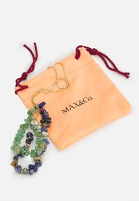 MAX&Co. - RAVEL - Necklace - verde - 2