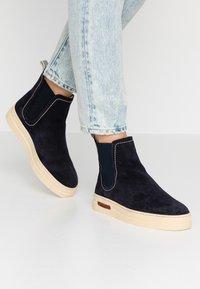 GANT - MARIA - Classic ankle boots - dark blue - 0