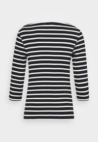 Tommy Hilfiger - AISHA BOAT - Long sleeved top - black - 7