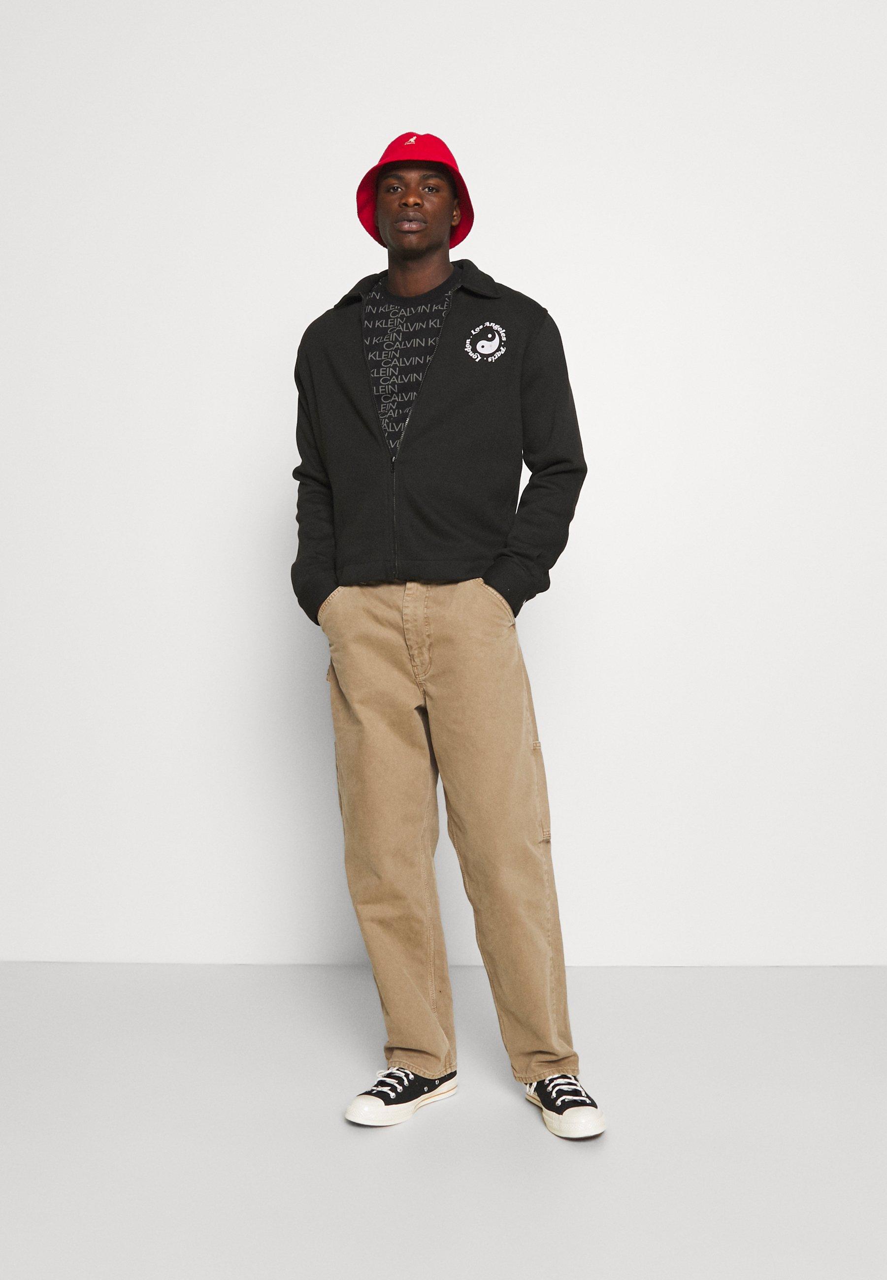 Men CITY BRANDED UNISEX - Zip-up sweatshirt