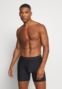 Under Armour - 2 PACK - Shorty - black - 1