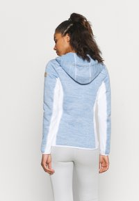 Icepeak - VAIL - Fleecejakke - light blue - 2