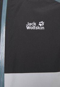 Jack Wolfskin - MOUNT ISA  - Regenjacke / wasserabweisende Jacke - silver grey - 2