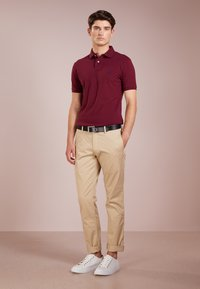 Polo Ralph Lauren - SLIM FIT MODEL  - Polo - classic wine - 1