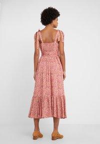 J.CREW - Maxi dress - peach/multi - 2