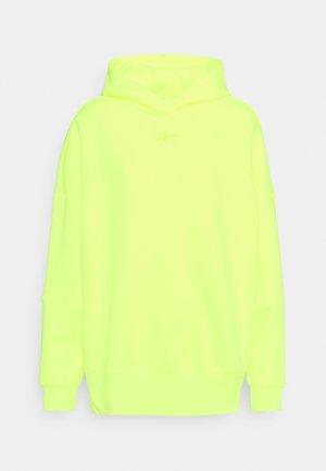 OVERSIZE HOODIE - Hoodie - energy glow