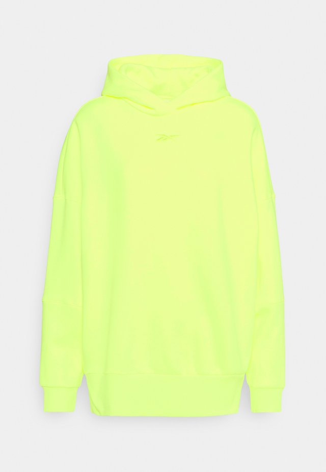 OVERSIZE HOODIE - Sweat à capuche - energy glow