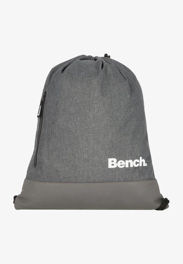 CLASSIC  - Drawstring sports bag - dunkelgrau