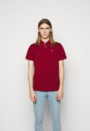 Polo shirt - brit red