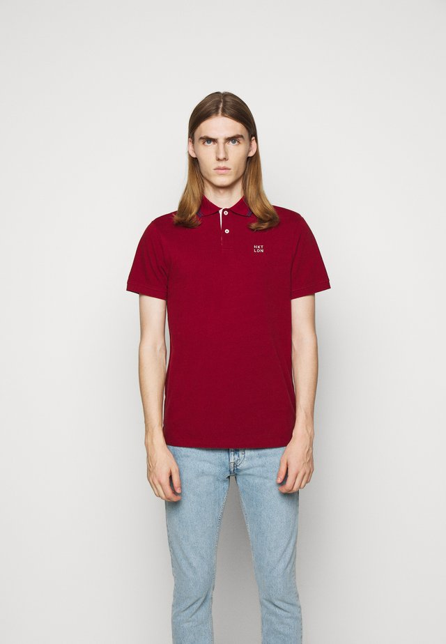 Poloshirt - brit red