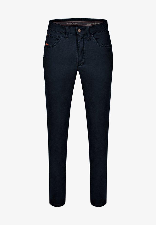 HENRY - Slim fit jeans - dunkelblau 41