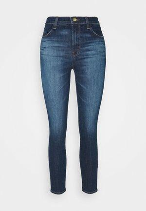 ALANA HIGH RISE CROP - Jeansy Skinny Fit - arcade