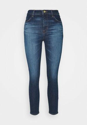 ALANA HIGH RISE CROP - Skinny džíny - arcade