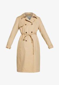VIMOVEMENT LONG - Trenchcoat - beige