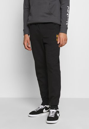 ONSKAZU LIFE PANTS - Tracksuit bottoms - black