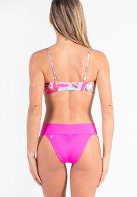 Hurley - PALM PARADISE  - Bikini top - pale ivory - 2