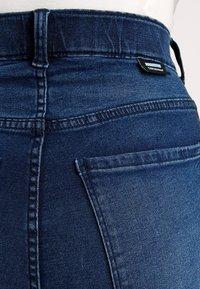 Dr.Denim Tall - MOXY HIGH WAIST - Jeans Skinny Fit - blue used - 5