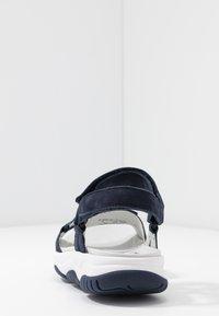 Gabor Comfort - Sandaler - blue - 3