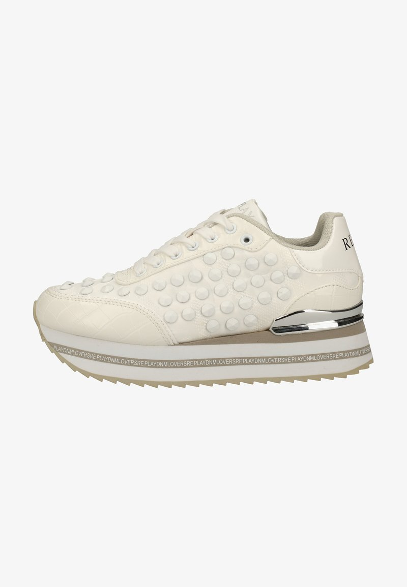 Replay - Trainers - white