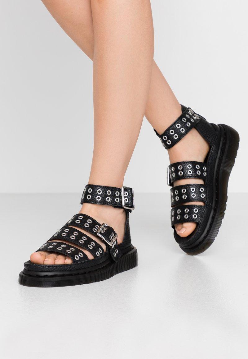 Dr. Martens - CLARISSA - Sandals - black aunt sally