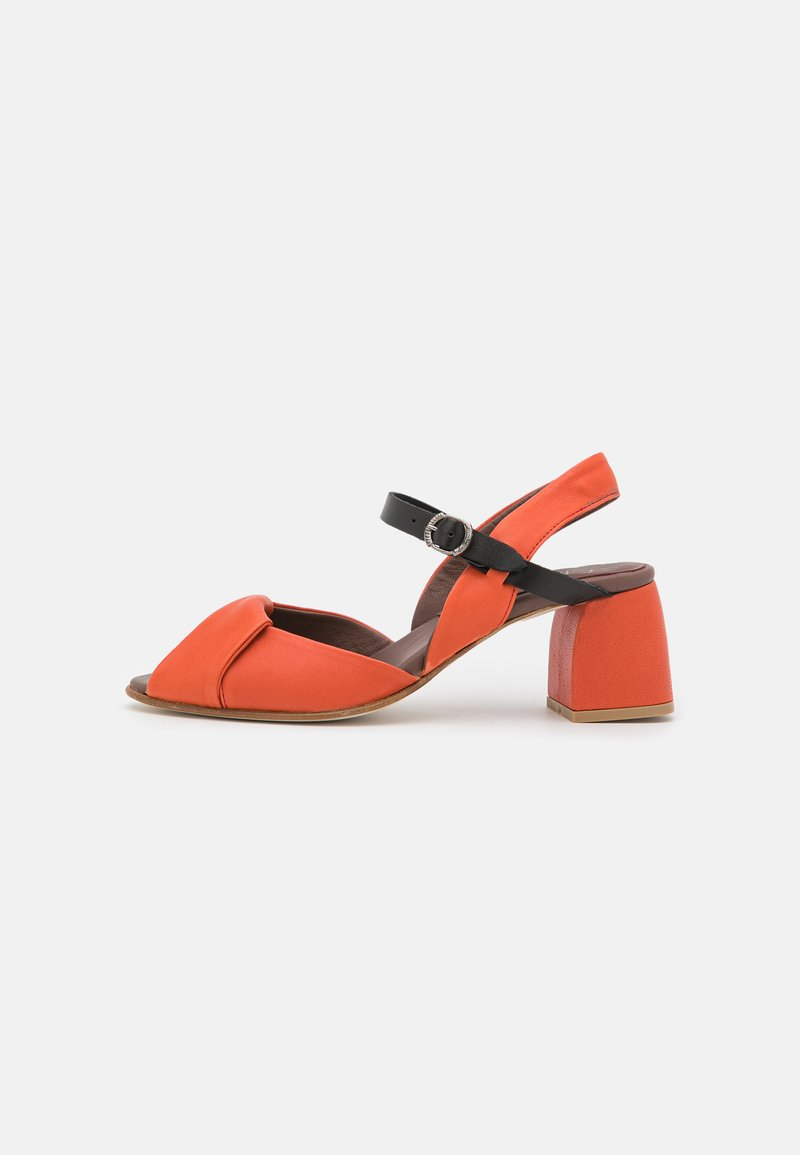 lilimill - Sandales - coral