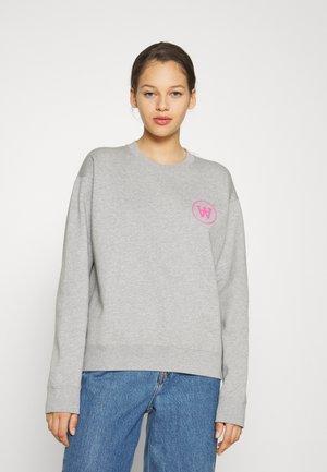 JESS - Sweatshirt - grey melange