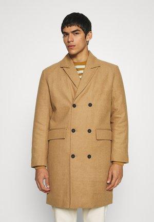 PETE COAT - Classic coat - sand