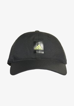ESSENTIALS LOGO LIGHTWEIGHT CAP - Gorra - black