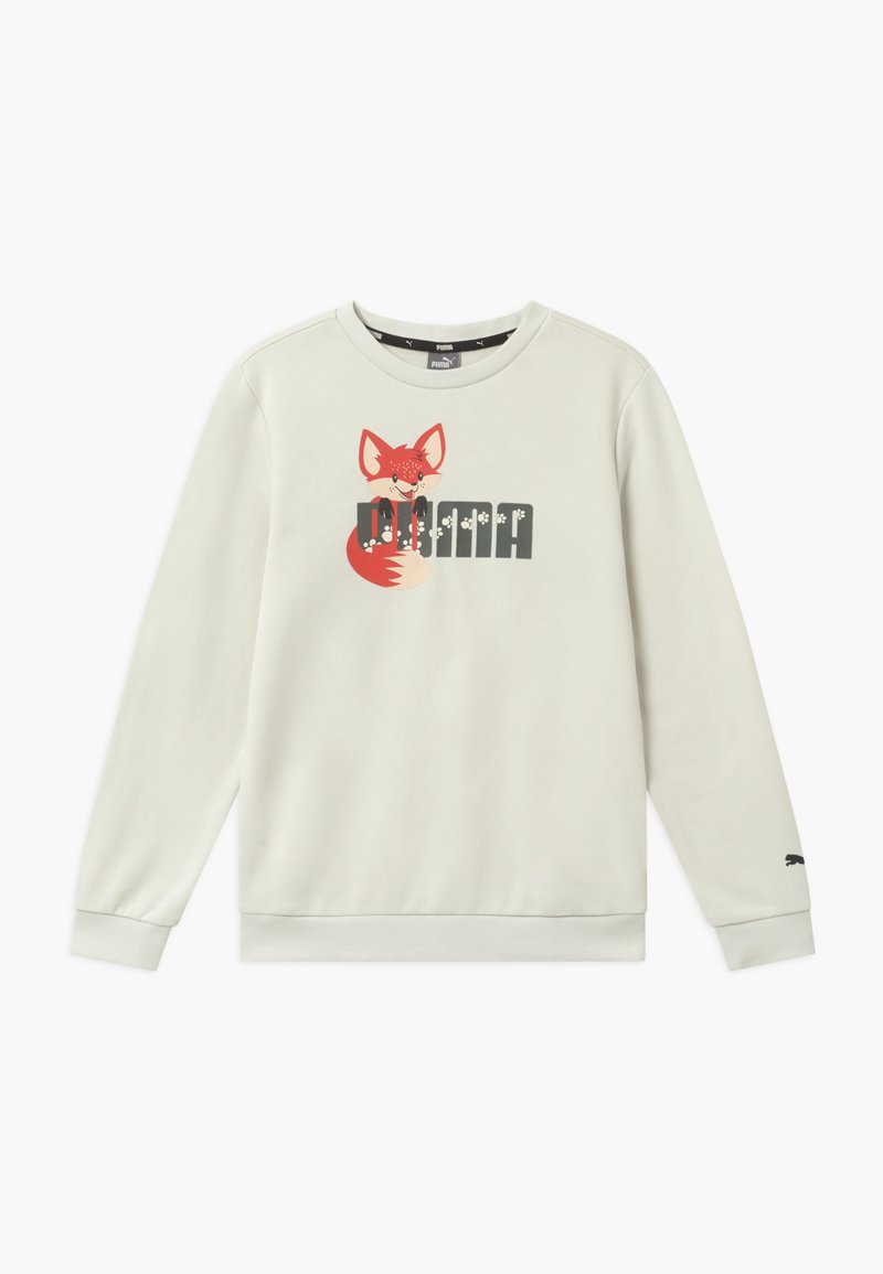 Puma - ANIMALS CREW - Sweater - vaporous gray