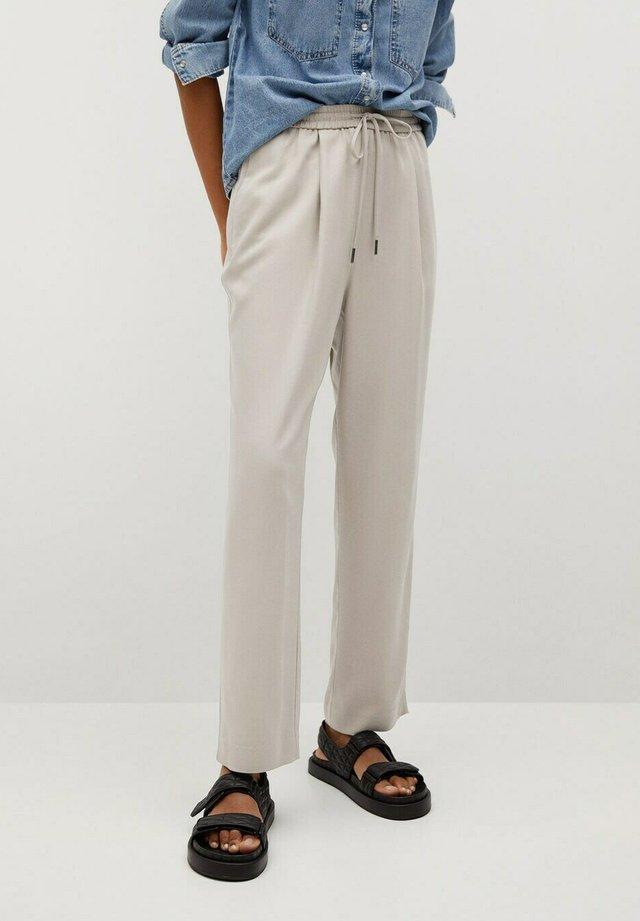FLUIDO - Pantalon de survêtement - ice grey