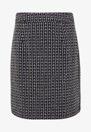 PCCASSI SKIRT  - A-line skirt - black