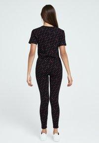 Illusive London Juniors - Leggings - Trousers - black - 2