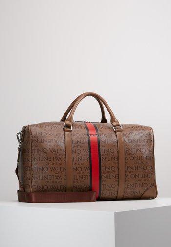 JORAH - Weekend bag - brown