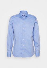 Eton - SLIM FINE DOTTED  - Formal shirt - blue - 0