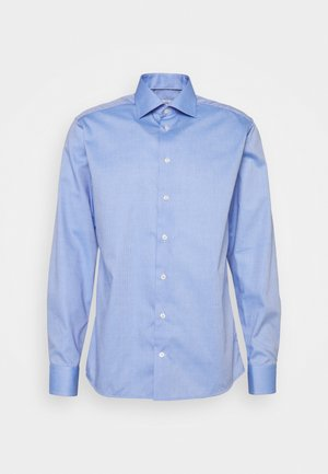 SLIM FINE DOTTED  - Formal shirt - blue
