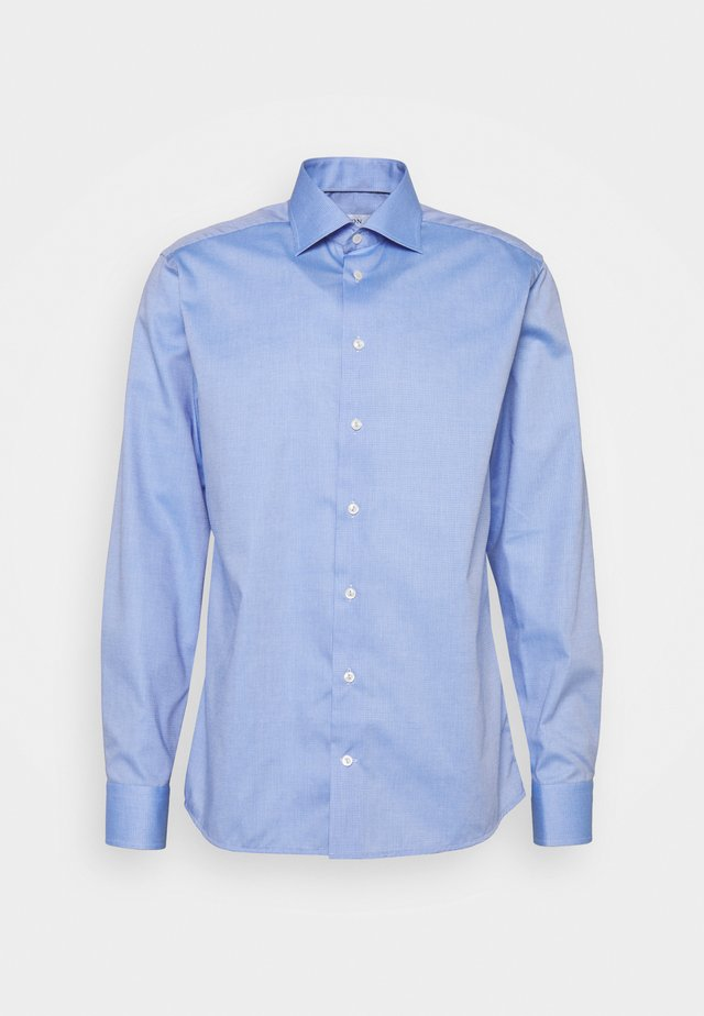 SLIM FINE DOTTED  - Business skjorter - blue