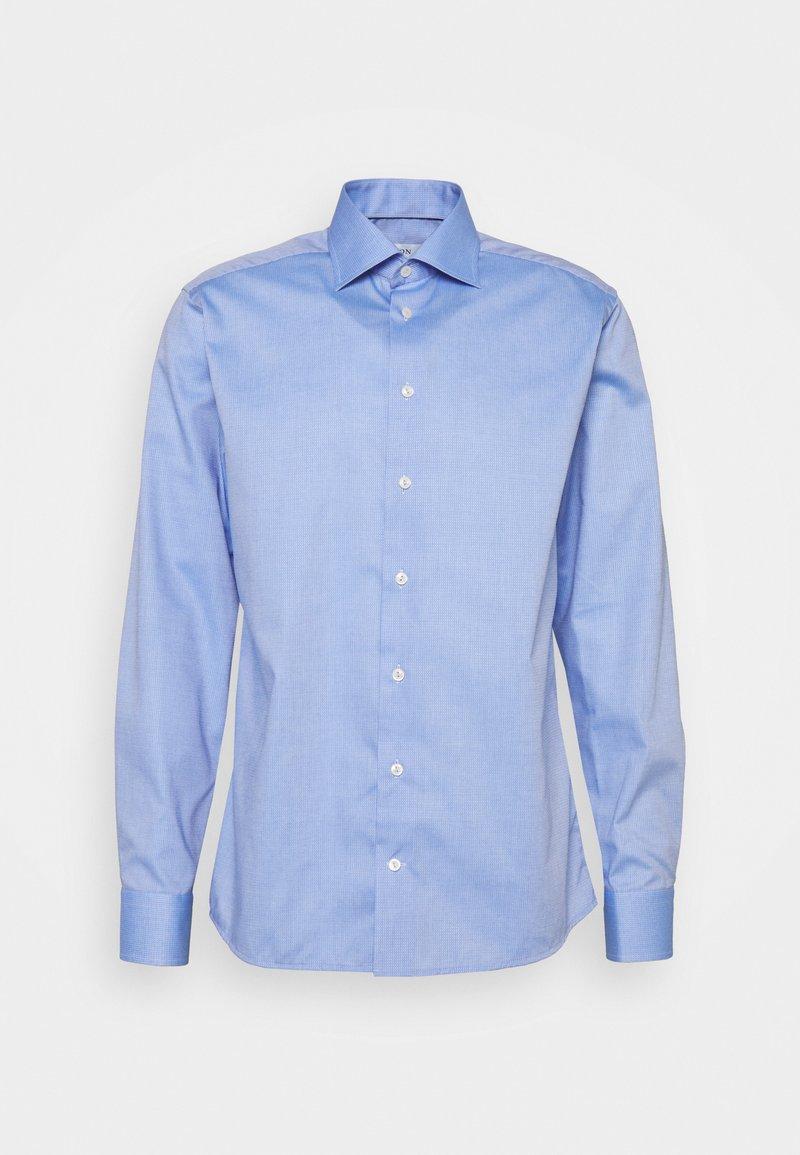 Eton - SLIM FINE DOTTED  - Formal shirt - blue